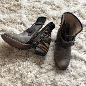 "Freebird ""crue"" boots"